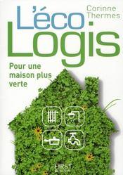 L'éco-logis - Intérieur - Format classique