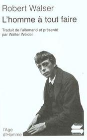 Homme A Tout Faire (L') - Intérieur - Format classique
