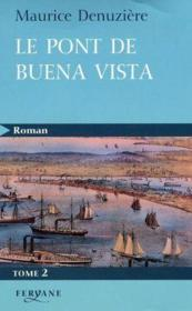 Le Pont De Buena Vista (T2) - Couverture - Format classique
