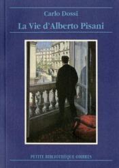 La Vie D'Alberto Pisani - Couverture - Format classique