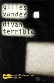 Divan Terrible - Couverture - Format classique