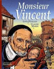 Monsieur Vincent - Couverture - Format classique