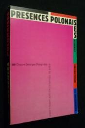 Presences Polonaises - Couverture - Format classique