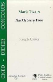Mark twain-huckleberry finn - Couverture - Format classique
