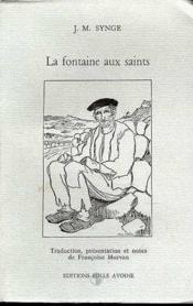 Fontaine Aux Saints (La) - Couverture - Format classique