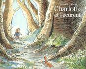 Charlotte et l'écureuil - Intérieur - Format classique