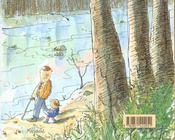 Charlotte et l'écureuil - 4ème de couverture - Format classique