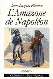 L'amazone de napoléon - Intérieur - Format classique