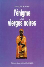 Enigme Des Vierges Noires - Couverture - Format classique