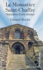 Le monastier saint-chaffre - Couverture - Format classique