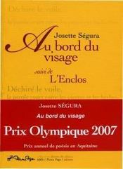 Au Bord Du Visage ; L'Enclos - Intérieur - Format classique