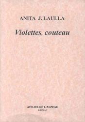 Violettes, couteau - Intérieur - Format classique
