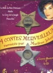 4 contes merveilleux - Couverture - Format classique