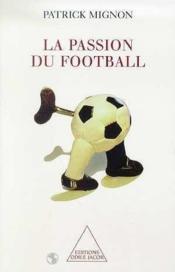 La Passion Du Football - Couverture - Format classique