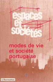 Espaces Et Societes N°79 - Couverture - Format classique
