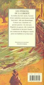 Les Eperons De La Liberte - 4ème de couverture - Format classique