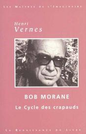 Bob Morane ; le cycle du crapaud - Intérieur - Format classique