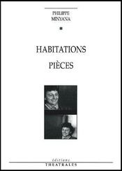 Habitations Pieces - Couverture - Format classique