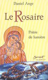 Le rosaire, prière de lumière - Intérieur - Format classique