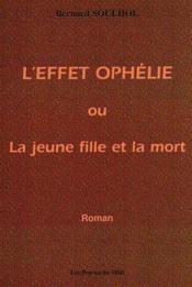 L'Effet Ophelie - Couverture - Format classique