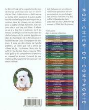 Le Bichon Frise - 4ème de couverture - Format classique