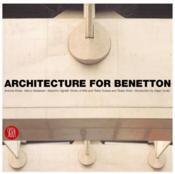 Architecture For Benetton /Anglais - Couverture - Format classique