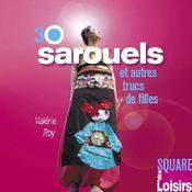 30 sarouels et autres trucs de filles ! - Couverture - Format classique