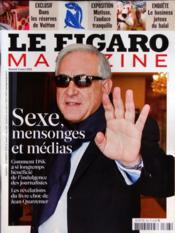 Figaro Magazine (Le) N°21022 du 03/03/2012 - Couverture - Format classique
