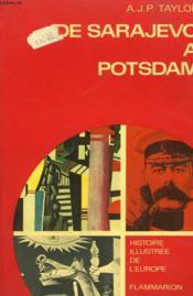 De Sarajevo A Potsdam. - Couverture - Format classique