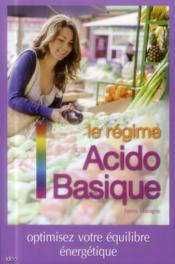 Le régime acido-basique - Couverture - Format classique