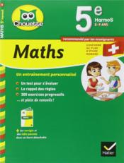 Maths ; 5e harmos ; 8/9 ans ; Suisse  - Collectif