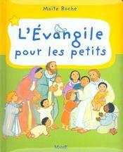 L'Evangile Pour Les Petits - Intérieur - Format classique