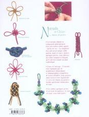 N Uds De Chine Pour Bijoux De Perles - 4ème de couverture - Format classique