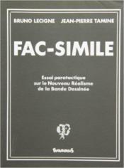 Fac Simile - Couverture - Format classique