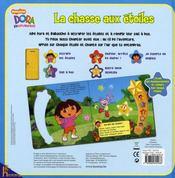 Dora ; la chasse aux étoiles - 4ème de couverture - Format classique