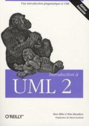 Introduction A Uml 2.0 - Couverture - Format classique