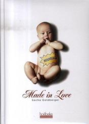Made in love - Couverture - Format classique