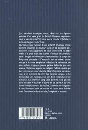 Polyxene Et La Vierge A La Robe Rouge - 4ème de couverture - Format classique
