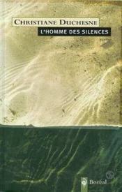 Homme Des Silences (L') - Couverture - Format classique