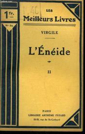 L'Eneide. Tome 2. Collection : Les Meilleurs Livres N° 56. - Couverture - Format classique
