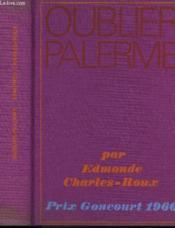 Oublier Palerme - Couverture - Format classique