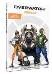 Vente livre :  Overwatch ; world guide  - Winters Terra - Terra Winters