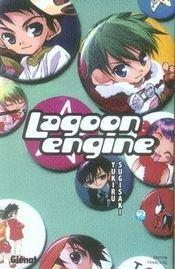 Lagoon engine t.2 - Intérieur - Format classique