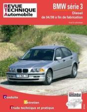 Rta 645.1 Bmw 320/330 Diesel - Couverture - Format classique