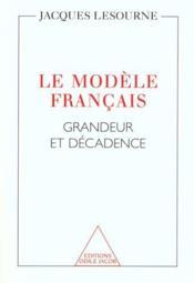 Le Modele Francais - Couverture - Format classique