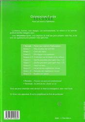 Orientation-Lycee ; Seconde ; Puiser Aux Sources D'Information ; Livret De L'Eleve - 4ème de couverture - Format classique
