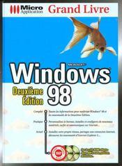 Windows 98 - Intérieur - Format classique