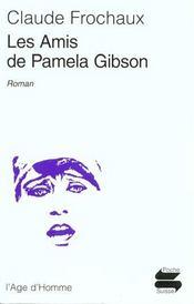 Les amis de Pamela Gibson - Intérieur - Format classique