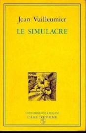 Le Simulacre - Couverture - Format classique