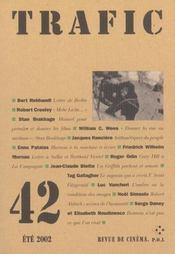 Revue Trafic T.42 - Intérieur - Format classique